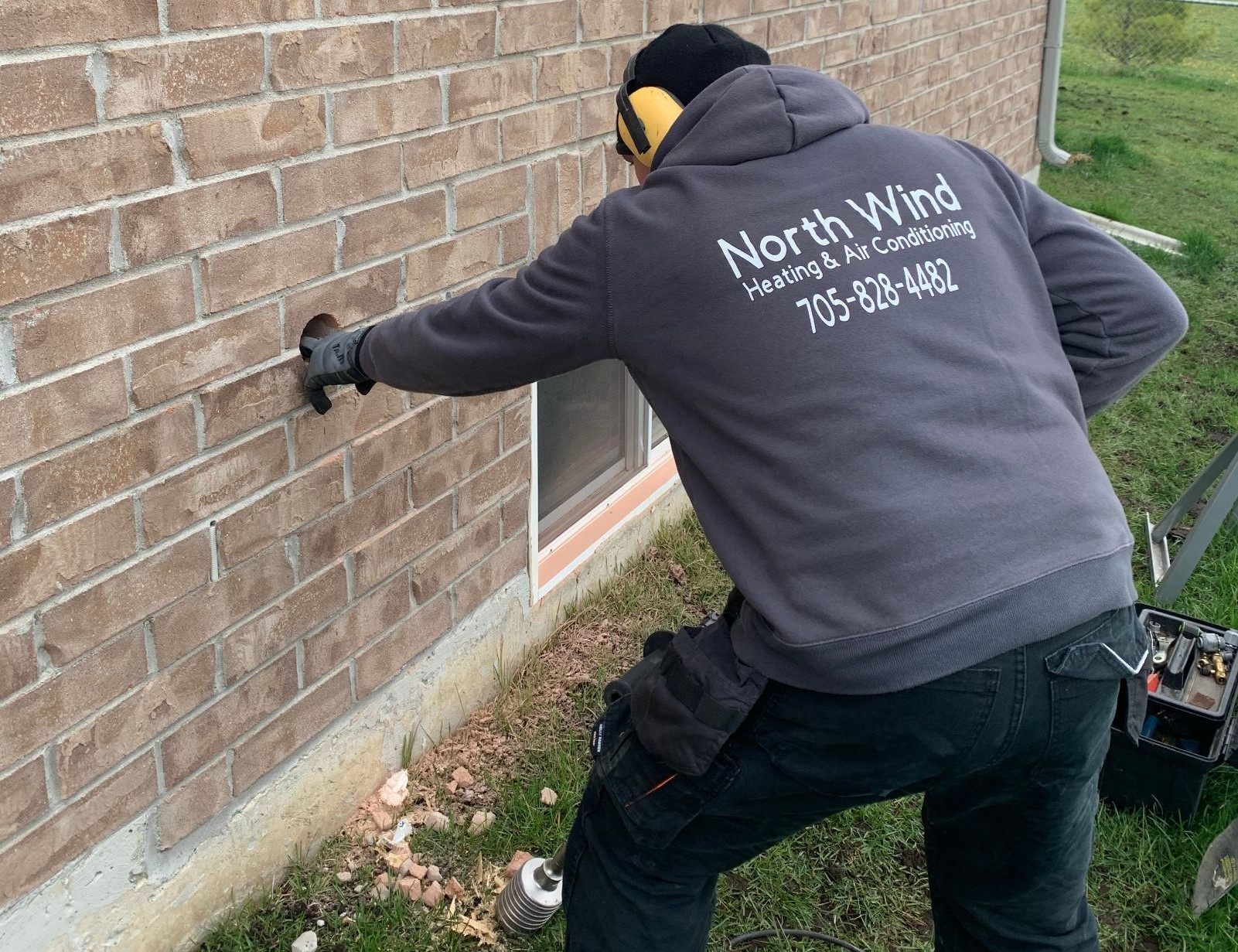 furnace replacement by north wind HVAC