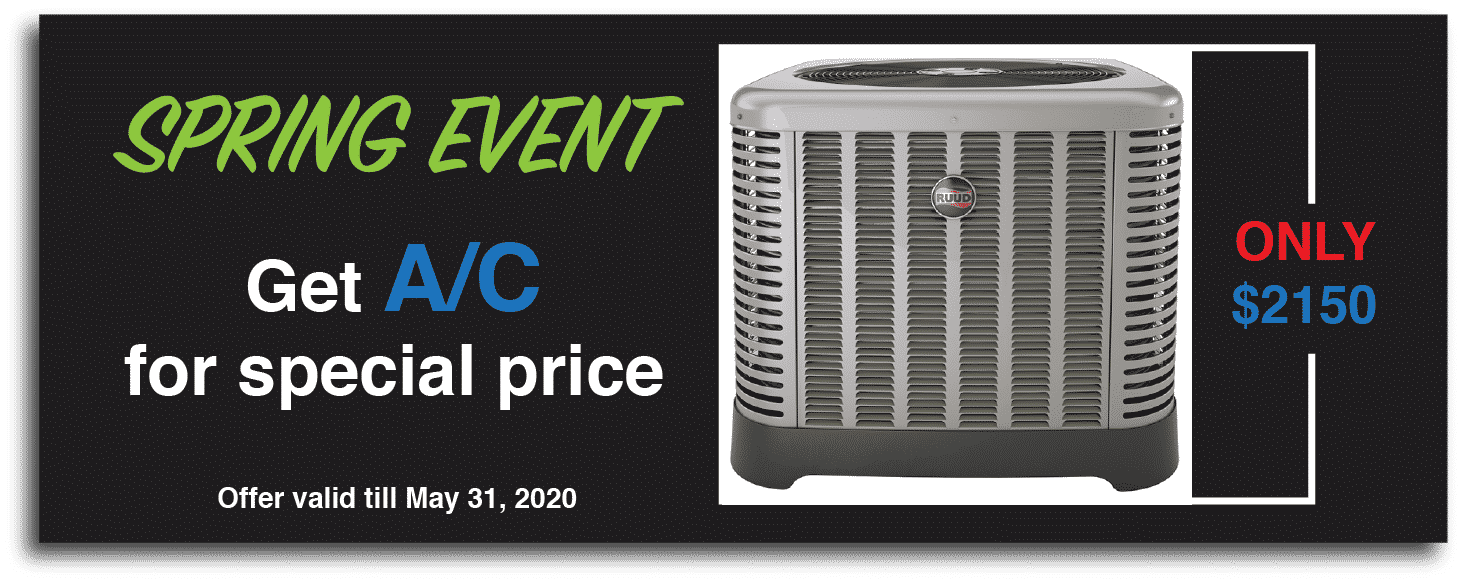 promotion air conditioning barrie