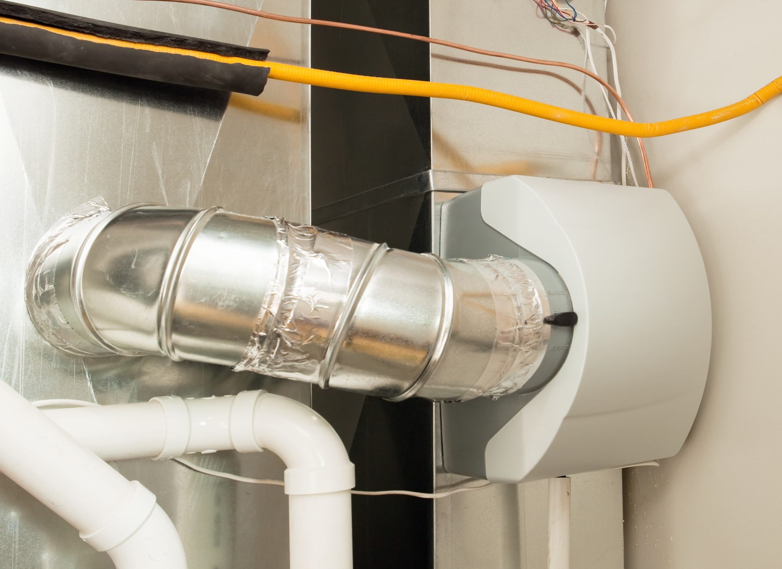 Furnace Humidifier Installation Services Barrie