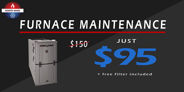 Furnace Maintenance promo