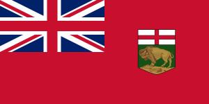 flag of Manitoba