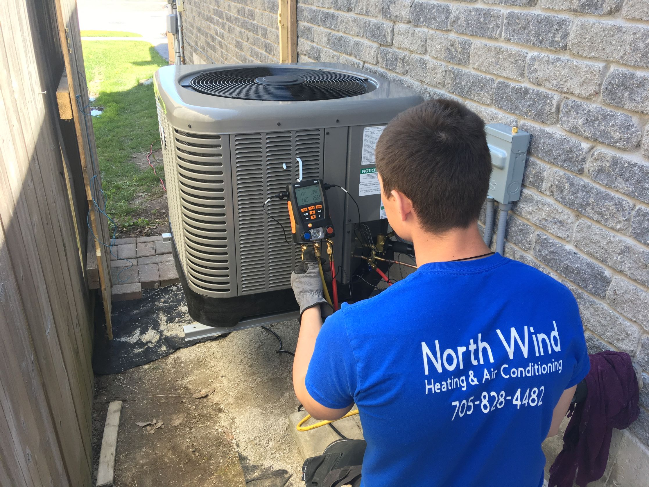 Air Conditioning Service in Georgina by North Wind HVAC