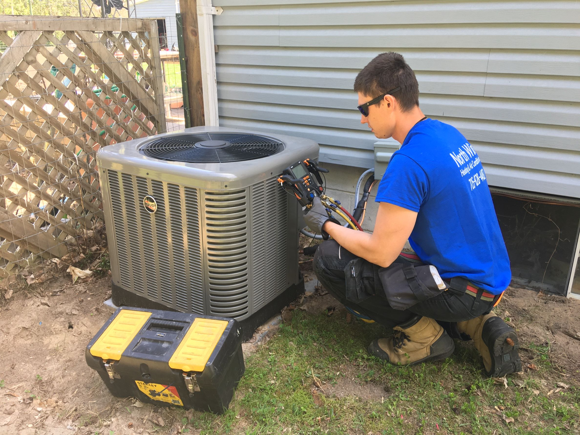 AC Repair Services Newmarket by North Wind HVAC