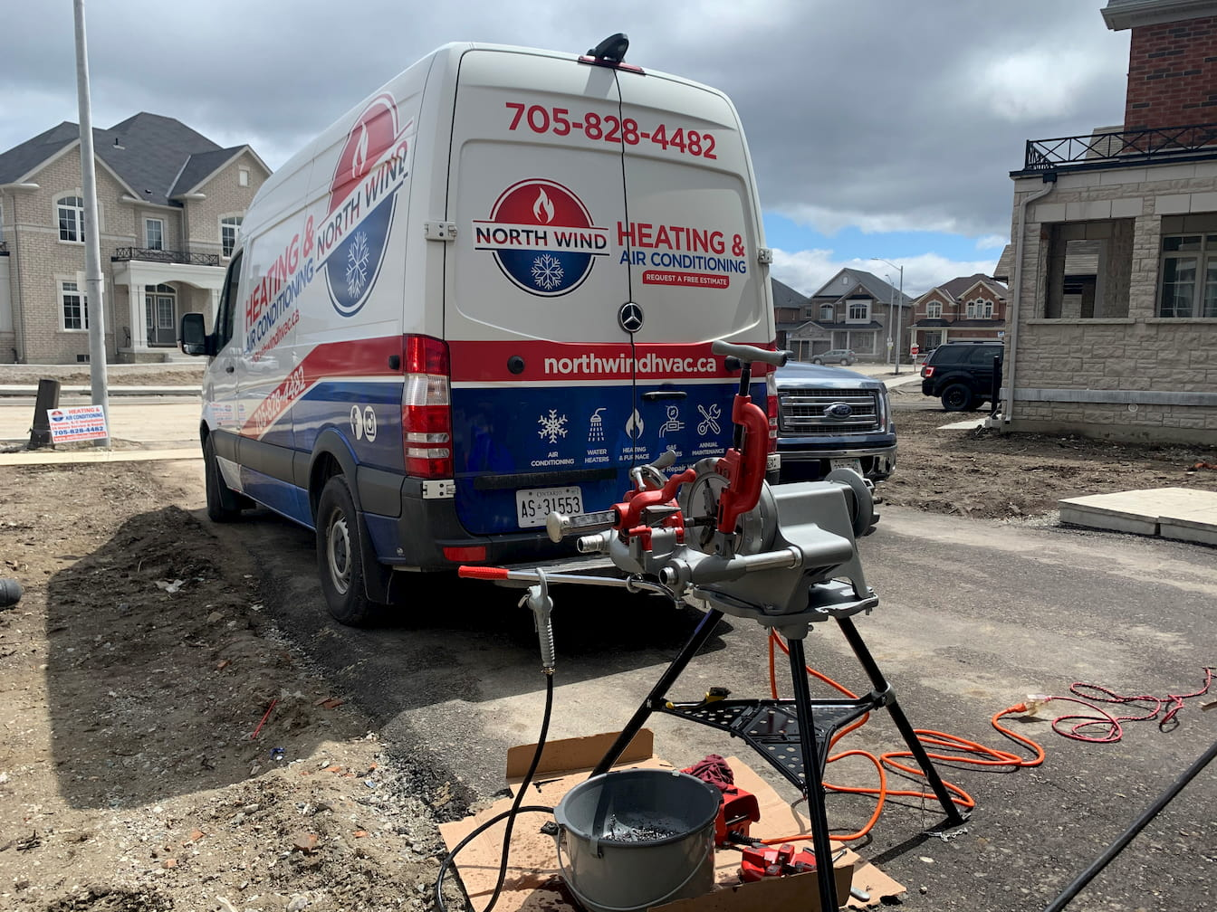Tankless Water Heater Installation Company Midland