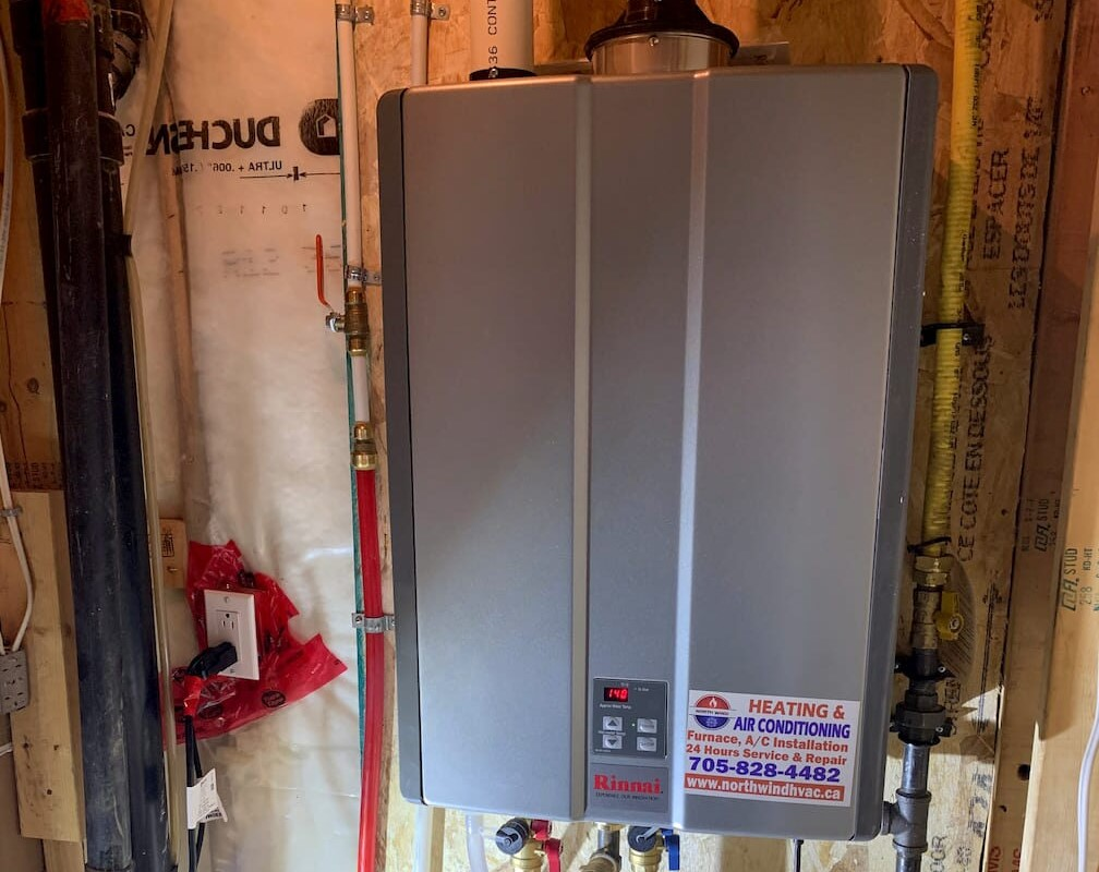 Tankless Water Heater Installation Company
